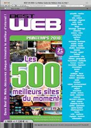 Magazine d'informatique parlant du site eco-collecte